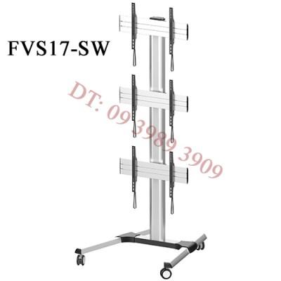 FVS17-355 khung ghép màn hình 1x3