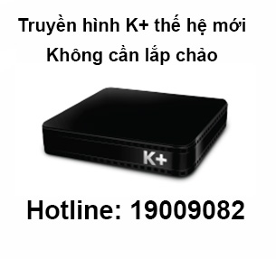 K+ TV BOX (new)