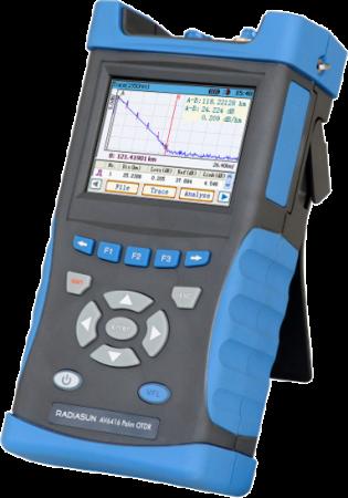 Máy đo đường truyền quang: AV6416 OTDR