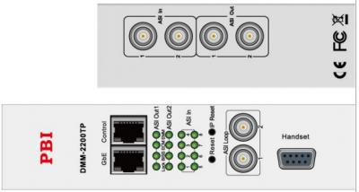 DMM-2200TP : module xáo trộn (Scrambler)