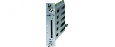 WISI Compact OH 77 D Điều chế tín hiệu Analog (DVB-S/S2)