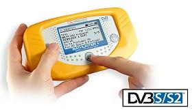Máy đo tín hiệu kỹ thuật số truyền hình vệ tinh SATHUNTER+