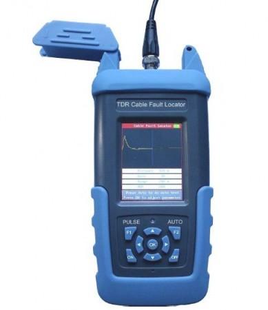ST612: Máy đo kiểm lỗi đôi dây cáp kim loại