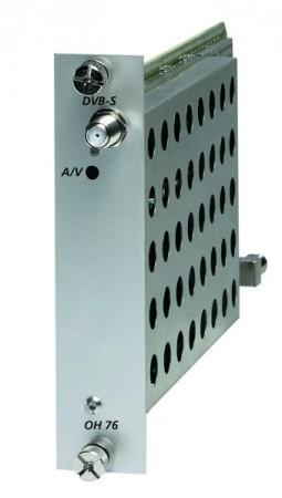 WISI Compact OH 76 F Điều chế tín hiệu Analog (DVB-S)