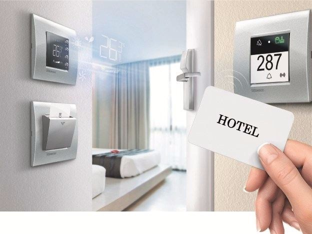 b GUEST ROOM MANAGEMENT SYSTEM BTICINO 221793 rele8f900d1