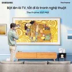 Smart TV 4K The Frame 43 inch LS03A 2021