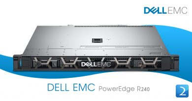 Cài đặt RAID Server Dell R240 PERC S140